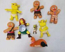 McDonald's Shrek Toys