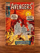 The Avengers #85 (Feb 1971, Marvel) 1st Squadron Supreme!