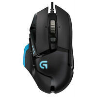 Logitech G502 Proteus Core Tunable Gaming Mouse with Weight and Balance Tuning