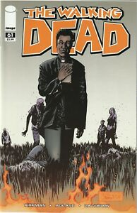 Walking Dead #61 Father Gabriel 1st Print Great Condition