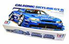 Tamiya Automotive Model 1/24 Car CALSONIC Skyline GT-R (R34) Scale Hobby 24219