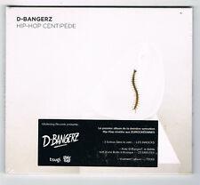 D-BANGERZ - HIP-HOP CENTIPÈDE - 2014 - CD 12 TITRES - NEUF NEW NEU