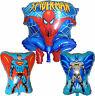 SUPERHEROES SUPERMAN SPIDER-MAN BATMAN BALLOON BIRTHDAY PARTY GIFT FAVOR TOY