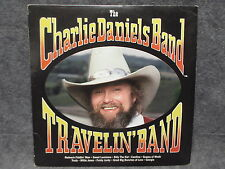 33 RPM LP Record The Charlie Daniels Band Travelin Band CSP CBS Records  P16145