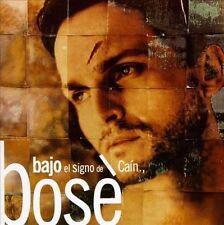 Audio CD: Bajo El Signo De Cain, Bose, Miguel. Good Cond. . 745099272920
