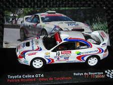 Toyota Celica GT4 du Rallye de Rouerque de 2008