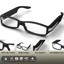 HD 1080P Spy Hidden Glasses DV DVR Mini Video Recorder Camera Eyewear Camcorder