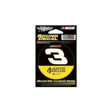 "2014 Austin Dillon #3 CHEERIOS 3"" Round Decal Wincraft 31004014"