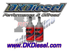 Rev-X RevX Two 8 Ounce Bottles of Adrenaline Fuel Additive for Gasoline Engines