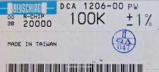 5000pcs chip resistor assortment kit 0.5% 1% 1206 805 PHILIPS DRALORIC VITROHM
