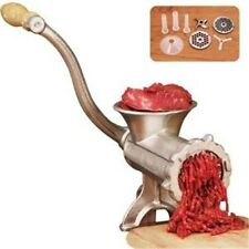 Weston #10 Heavy-Duty Clamp-on Kitchen / Hunting Cast Iron Meat Grinder