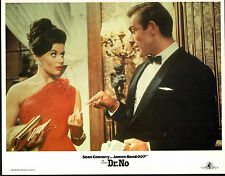 DR. NO orig lobby card SEAN CONNERY/JAMES BOND/EUNICE GAYSON 11x14 movie poster