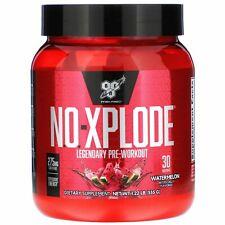 N.O.-Xplode, Legendary Pre-Workout, Watermelon, 1.22 lb (555 g)