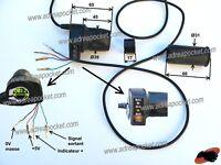 Poignée Accélérateur 4 Fils Trottinette Electrique 36 volts