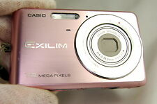 Casio EXILIM ZOOM EX-Z77 7MP Pink Digital Camera - UNTETED AS IS - No returns
