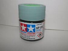 Tamiya Color Acrylic Paint Mini Light Blue #XF-23 (10ml) NEW