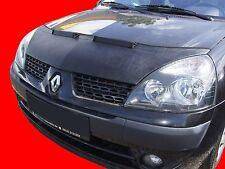 Renault Clio B 2 2001-2012  Auto CAR BRA copri cofano protezione TUNING