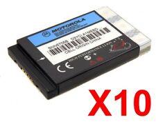 Lot Of 10 Motorola Nextel Snn5705 Battery For Motorola I560 I730 I860