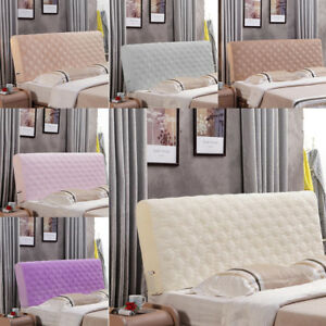 220cm / 87inch Width Bed Headboard SLIP COVER for Size Super King