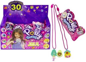 Mattel Polly Pocket Mini Collectible Figures Tiny Takeaways With Accessories