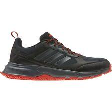 Para Hombre Adidas rockadia Trail 3 Ancho Negro Rojo Atlético Running Shoe EG3485 8W-13W