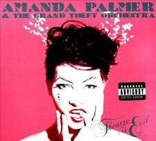 Amanda Palmer & The Grand Theft Orchestr Theatre Is Evil CD