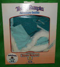 Teddy Ruxpin ~ ADVENTURE OUTFIT ~ Winter Outfit ~ in Original Packaging