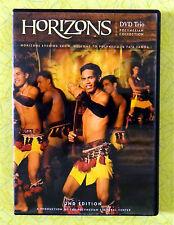 Horizons 2nd Edition ~ DVD Movie ~ Rare Polynesian Culture Video