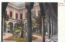 Spain Postcard - Sevilla - Un Patio     U272