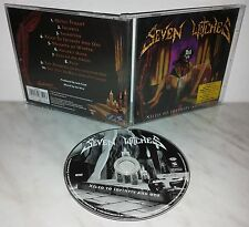 CD SEVEN WITCHES - XILED TO INFINITY AND ONE