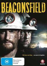 Beaconsfield NEW PAL Cult DVD Glendyn Ivin Shane Jacobson Lachy Hulme Australia
