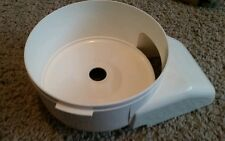 Sunbeam Oskar Oscar Mini Food Processor Chute Work Bowl #14081 Part Only