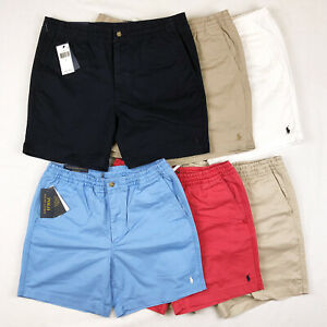 Polo Ralph Lauren Classic Shorts Stretch Twill Polo Prepster Shorts