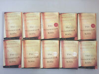 The Poisonwood Bible by Barbara Kingsolver Paperback Reading Set Lot of 10