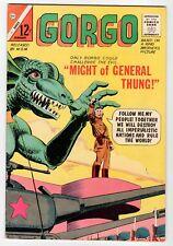 Charlton - GORGO #22 - FN 1965 Vintage Comic