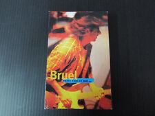 PATRICK BRUEL  CASSETTE AUDIO K7  ENTRE VOUS ET MOI  RARE PROMO  TOURNEE 94/95