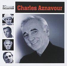 Charles Aznavour, Clayton-Hamilton Jazz Orchestra - Platinum Collection [New CD]