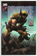 Wolverine 20 VFNM Enemy of the State Rare Brown Costume Retailer Variant Marvel
