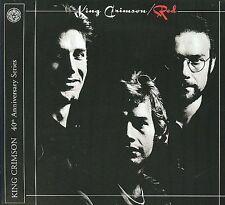 Red [CD/DVD] [Box] by King Crimson (CD, Sep-2009, 2 Discs, Discipline)