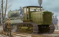 Trumpeter 05539 - 1:35 Russian ChTZ S-65 Tractor with Cab1 - Neu