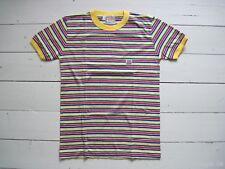 NEU OG 70er 80er LEVI'S T-SHIRT L True Vintage Streifen Gestreift Kids Kinder XS