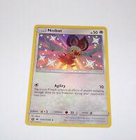 Noibat SV43/SV94 - Shiny Ultra Rare - Hidden Fates Pokemon Card New