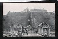 L@@K  Saltburn By The Sea The Lift Nr Redcar Nr Marske 1900's? Postcard