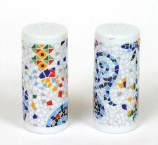 Set Salero Pimentero Merchadising Antoni Gaudi Salt and Pepper Shaker Nuevo