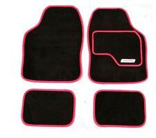 Car Floor Foot Mat Set of 4 Mats For Vauxhall Astra Corsa
