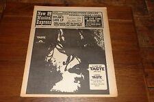 NME 5 APRIL 1969 BEATLES RORY GALLGHER TASTE HOLLIES AMEN CORNER JIMI HENDRIX