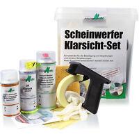 Original ColorMatic Scheinwerfer Klarsicht Set Reparaturset Streuscheibe 359248