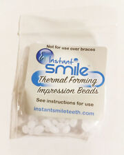 Instant Smile Teeth THERMAL FITTING BEADS Cosmetic Dr Bailey's Dental Makeover