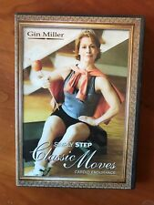 Gin Miller SIMPLY STEP CLASSIC MOVES Cardio Endurance DVD Aerobic Workout NEW !