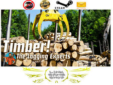 Timber! The Logging Experts PC Digital STEAM KEY - Region Free